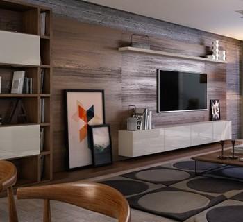 Sala - Apartamento 03 dormitórios